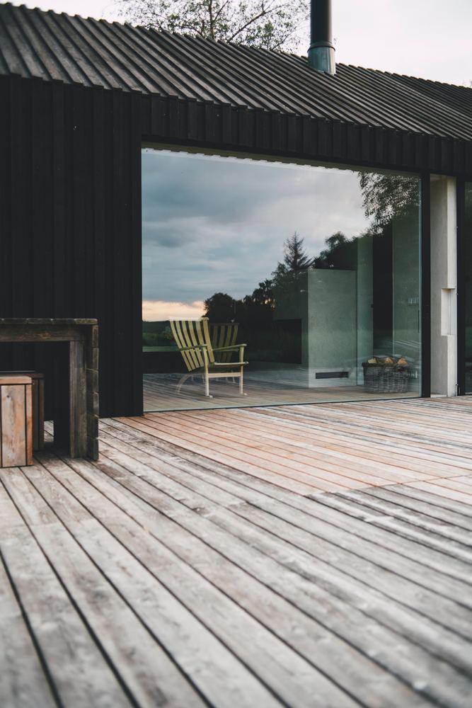 Få den perfekte terrasse