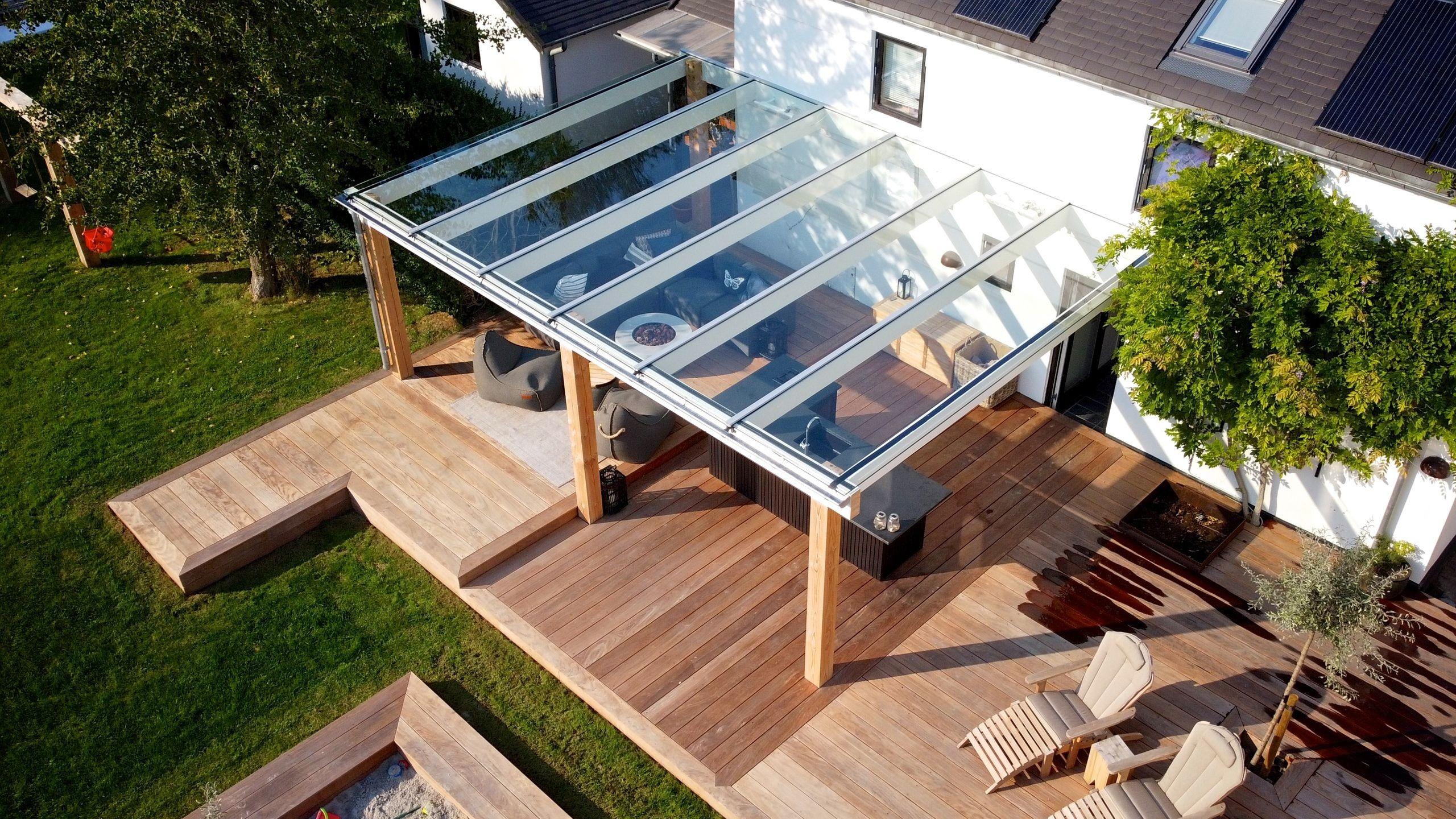 Nyd den danske sommer i fulde drag med en lækker terrasse